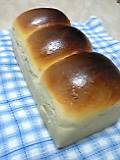 カスピ海ヨーグルト入り食パン★